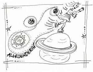 Allrounderin