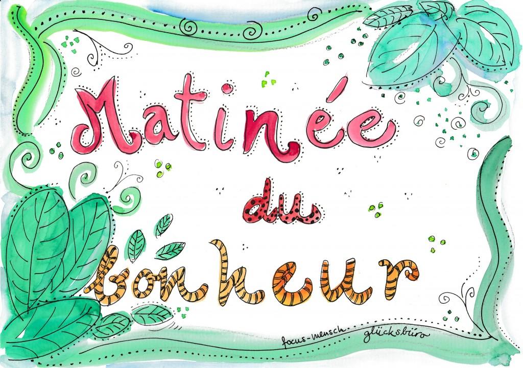 Matinée du bonheur Women only